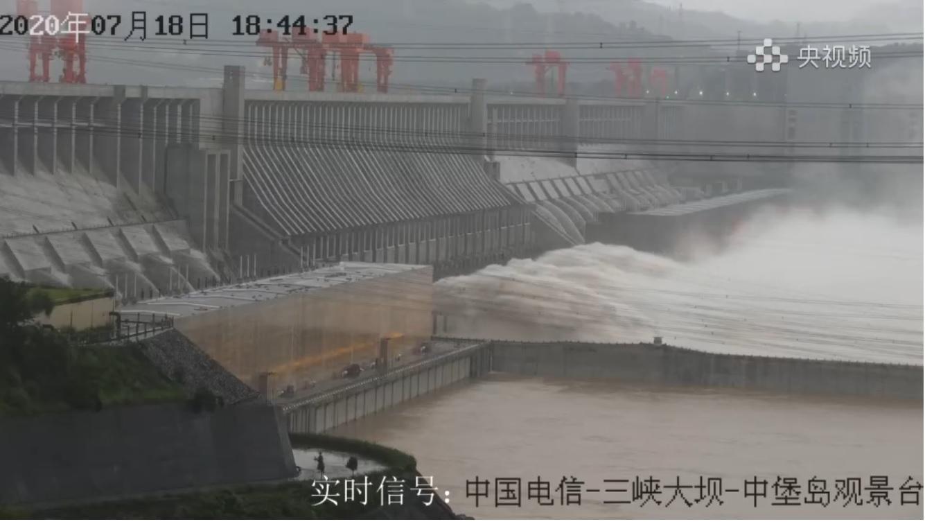三峡 ダム 水位 リアルタイム
