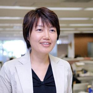 アタックス税理士法人コンサルタント 税理士石川美穂さん(1998年4月入社)