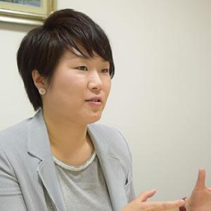 アタックス税理士法人 コンサルタント 税理士 松田亜子さん (2013年6月入社)