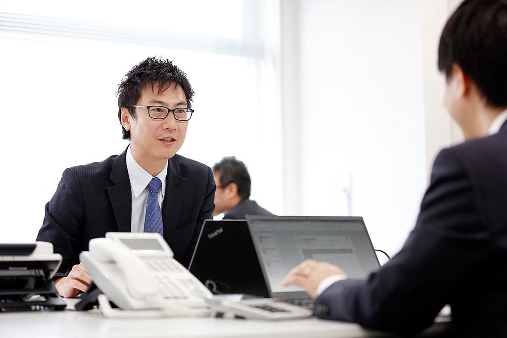 静岡税理士法人様子4