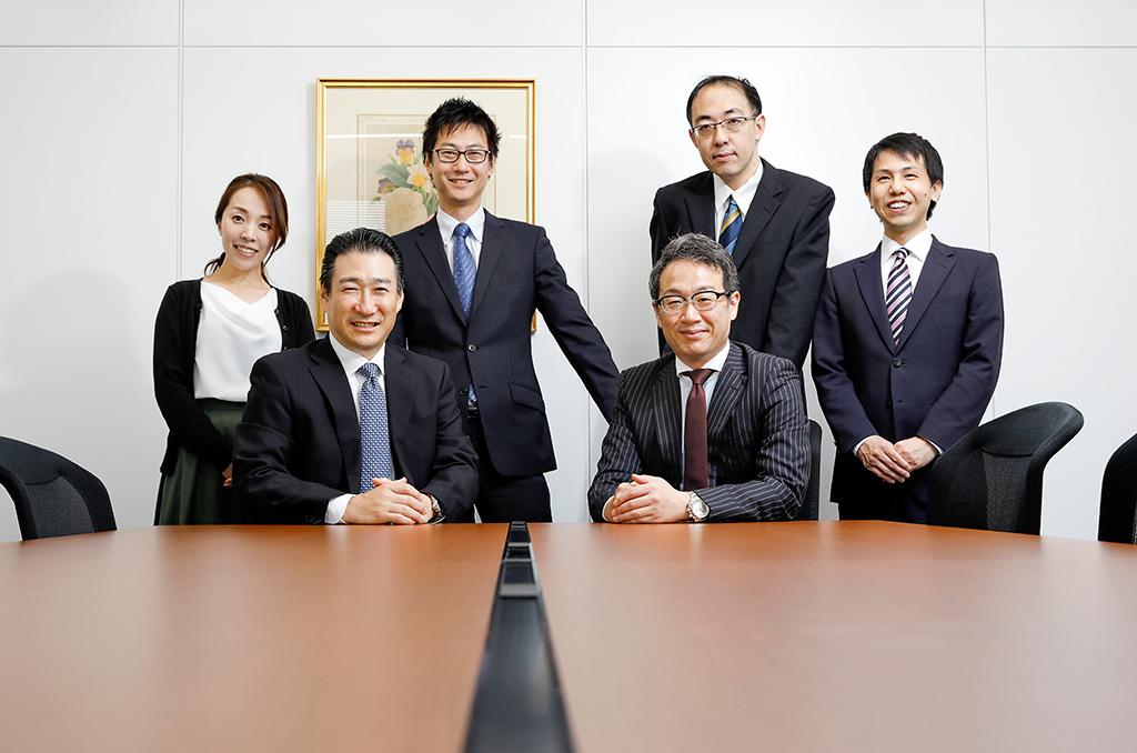 アタックス税理士法人静岡事務所メンバー