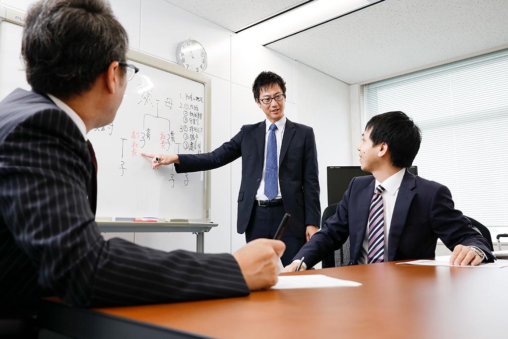 静岡税理士事務所様子2