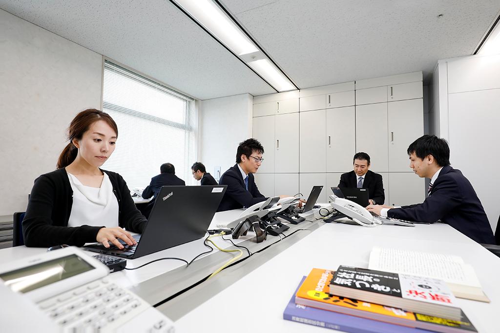 静岡税理士法人様子7
