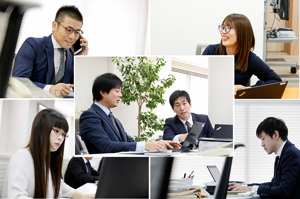 大阪事務所メンバー