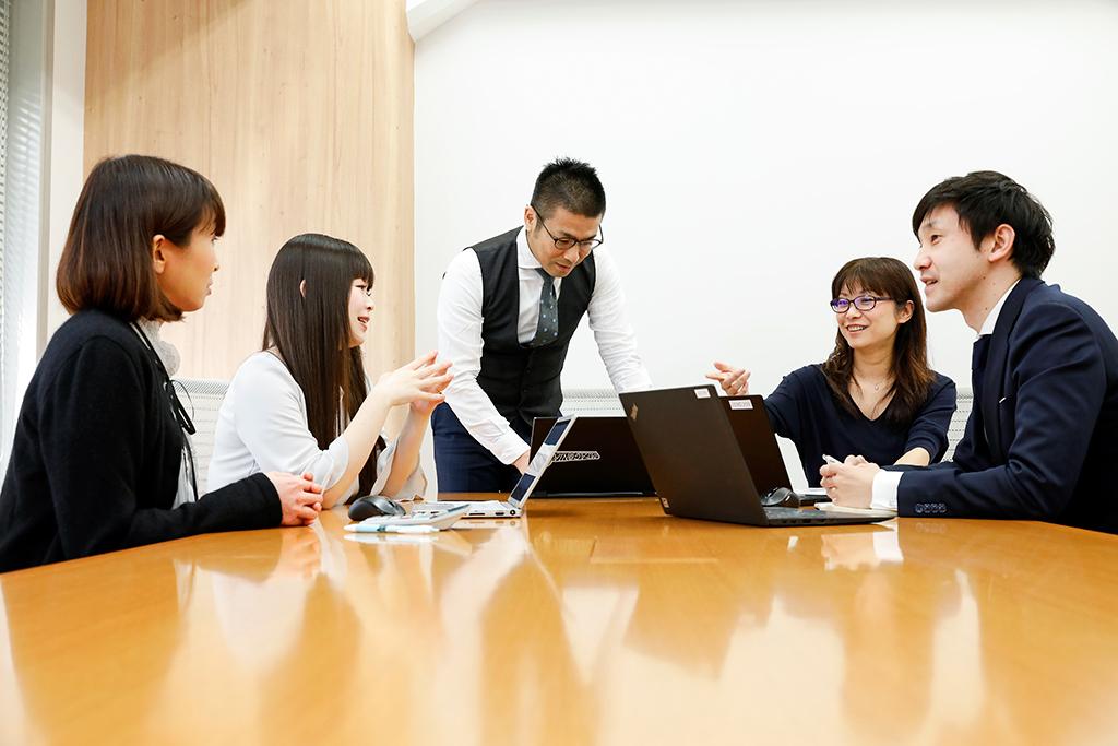 大阪税理士法人様子3