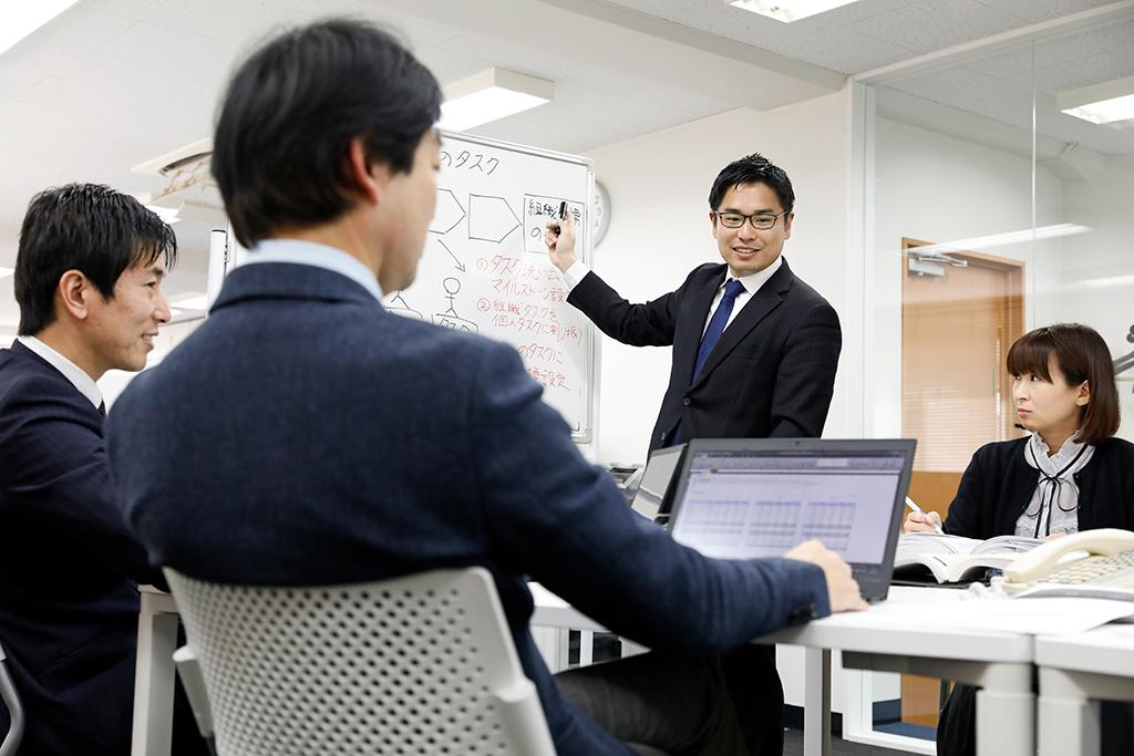 大阪事務所教育システム