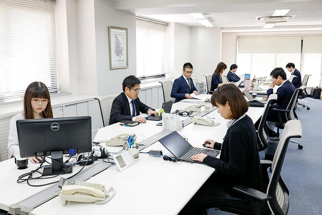 大阪会計事務所様子1