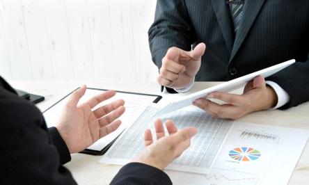 税理士法人 東京事務所で相続の相談に乗る