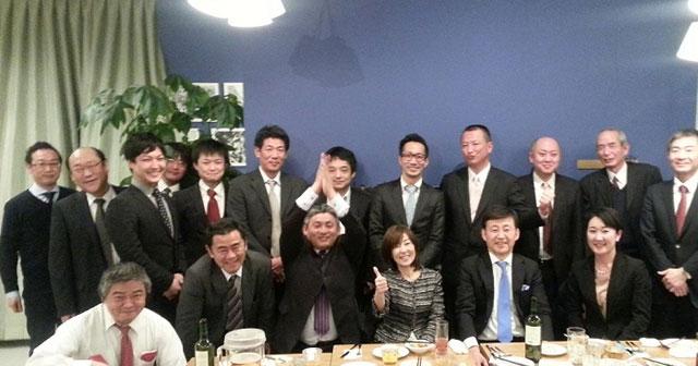 全3編14講を最後まで共にやり遂げた同士たち 2014年度名古屋クラス