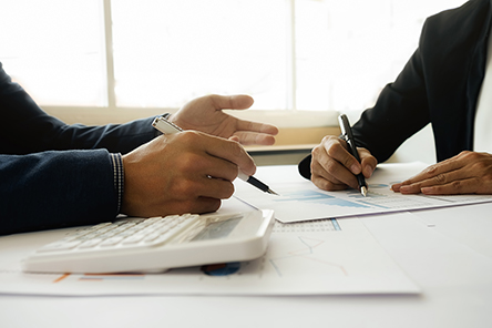 事業承継税制の説明